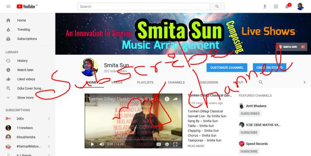 4 Smita Sun YouTube YouTube